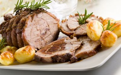 Braadinstructie voor een perfect gebakken varkensrollade
